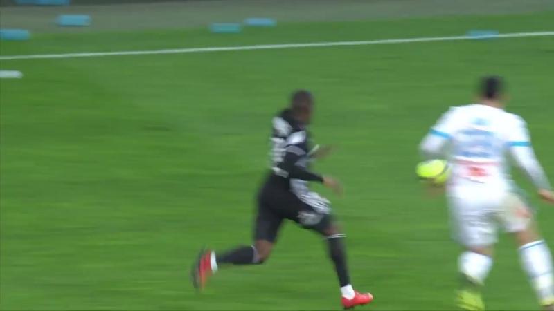 Франция Лига 1 Марсель - Лион 2:3 обзор 18.03.2018 HD