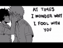 LOCATION - BAKUDEKU Animatic BNHA