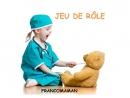 Играем в доктора на французском (1г8м)