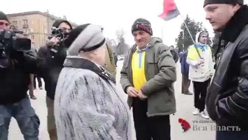 Настоящий патриот Окраины_