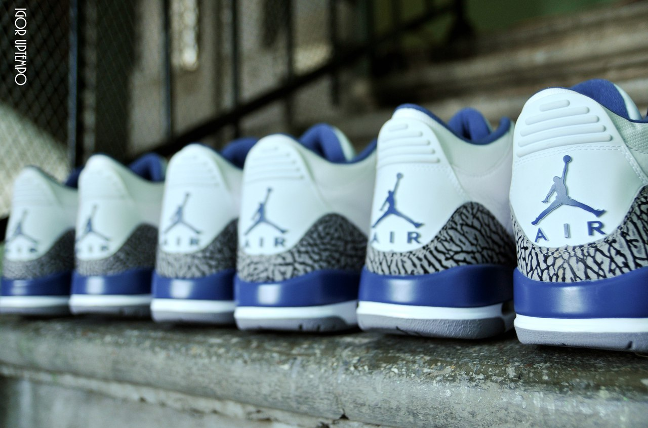 meet bab28 9f9c5   IMG . 2009 Air Jordan 3 (III) Retro    ...