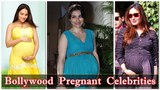 12 Most Stylish Pregnant Bollywood Actresses Celebrities || Pregnant Celebrity