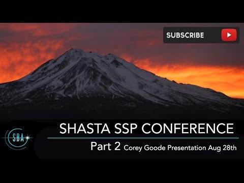 Part 2 Mt Shasta Secret Space Program Conference - Corey Goode Presentation