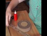 Изготовление радиоуправляемого БЕЛАЗа из картонной коробки (Елена Прокудина)
