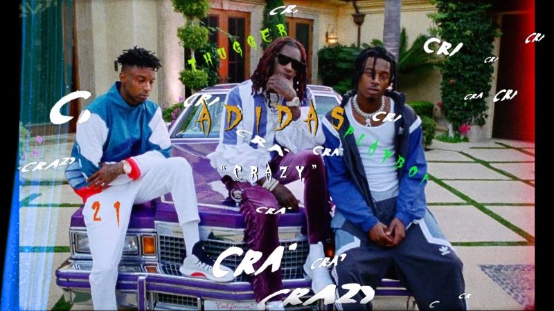 Adidas Crazy SS18 feat 21 Savage Playboi Carti Young Thug