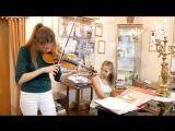 Just Play / Король и Шут - Танец злобного гения (кавер на скрипке и пианино)