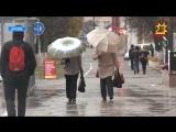 Снег с дождем будут идти в Чувашии до пятницы
