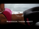 Workout With Rosa Acosta_ Abs Part 2