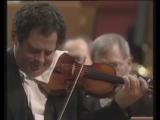 Людвиг ван Бетховен - Концерт для скрипки с оркестром ре мажор, Op.61 (Ицхак Перлман, Даниэль Баренбойм)
