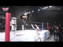 Yumoto Ami vs Taniguchi Megu Tofu Pro Wrestling THE REAL 2018 WIP QUEENDOM