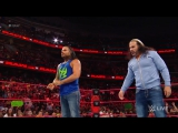 RAW Luke Gallows &amp Karl Anderson vs. The Revival (July 24, 2017)