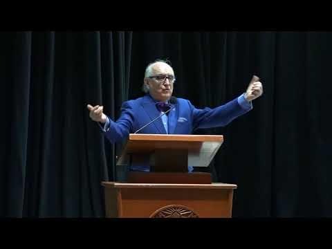 Alfredo Jalife: Conferencia Magistral Descomposición Global en Universidad Modelo,Mérida(Yucatán)
