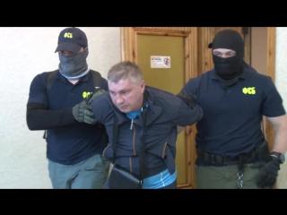 Задержанный в Крыму российский военный признался в шпионаже