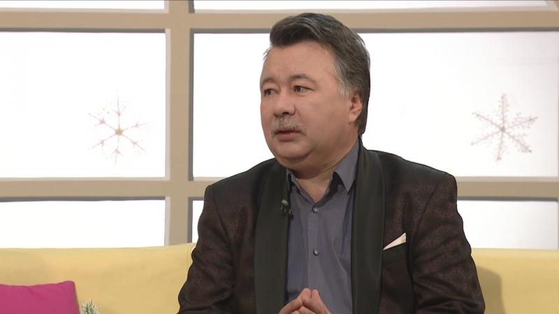 Салям 24.01.2018. Студия ҡунағы - Вәхит Хызыров.