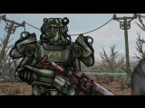 Пародия на игру Fallout 4 . Все серии .