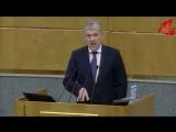 Выступление Грудинин на парламентских в Госдуме НАРОД НЕ БУДЕТ ЖИТЬ ТАМ ГДЕ ЖИТЬ (1)
