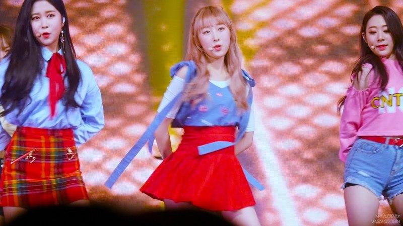 [Fancam] 180325 Wonder Girls - Tell me, SNSD - Gee, Kara - Mister covers UZZU PARTY Fanmeeting @ Soobin