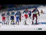 Спринт. Классический стиль. Александр Большунов Highlight 13.02. #Россия