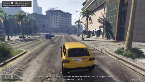 GTA 5 Что произойдет если убить Майкла в миссии 'затруднения' Я такого не ожидал