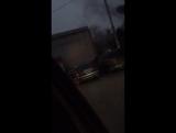 Пожар на Нагорной улице