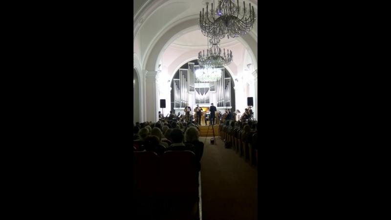 Вивальди концерт,Тасо,Дир Ярослав Ткаленко, солисты, Е.Лукьянчук и А. Шелест