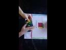 Сборка пирамидки Рубика за 5 секунд моим сыном Тимохой