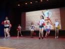 вот чему научились девочки, которые ходили в секцию аэробики в лагере Сокол!