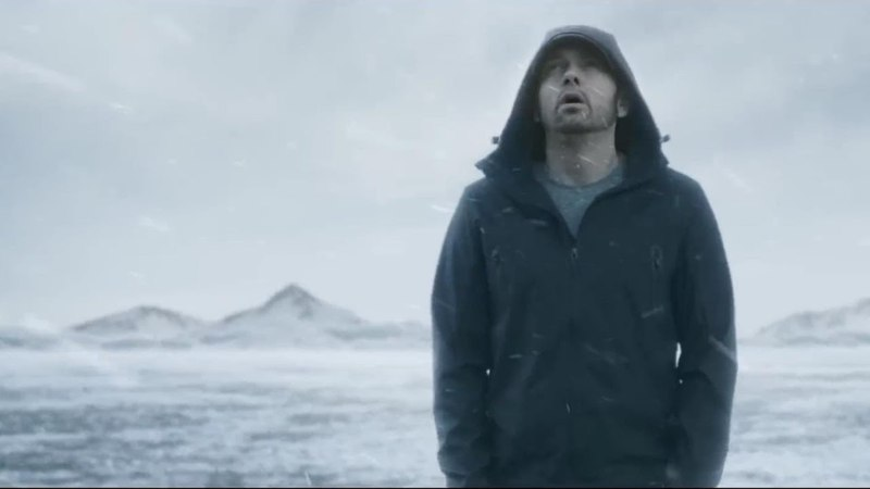 Eminem - While There Is Life, There Is Hope (2018)