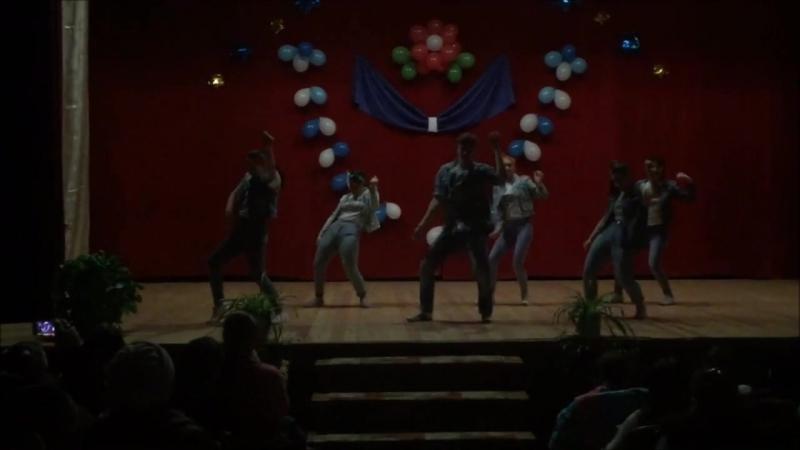 V.I.DANCE 19.01.2018 п. Славный