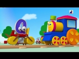 Bob The Train Learn Alphabets ABC Songs Alphabets Adventure Videos by Bob The Train S01E50