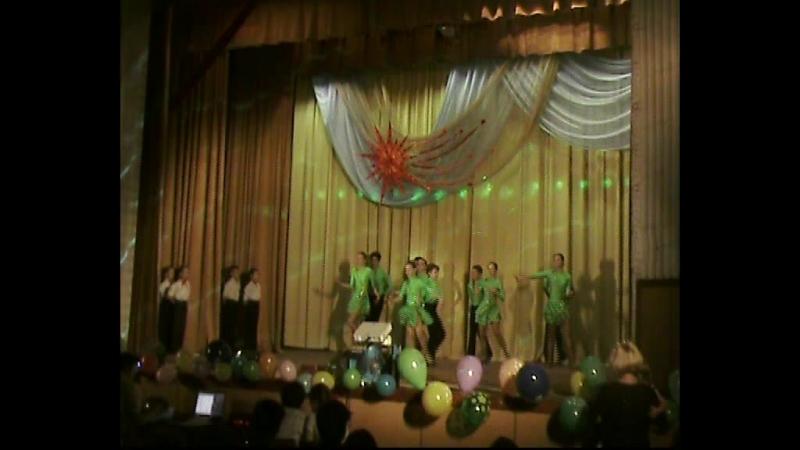 Искра отчетный концерт 13 05 2012