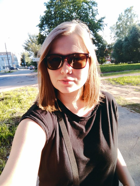 Маша Агафонова, Череповец - фото №1
