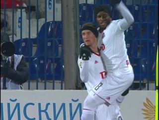 Голы Джефферсона Фарфана в матче со «СКА-Хабаровск»