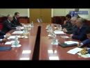 В МВД России с рабочим визитом побывала делегация МВД Азербайджанской Республики