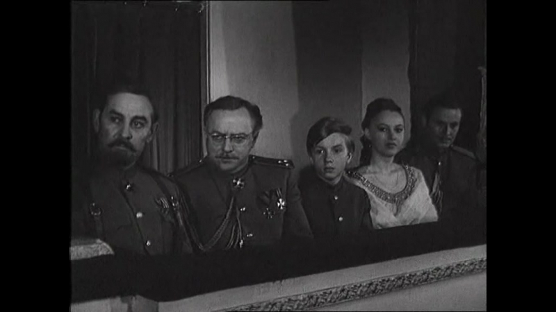 Адъютант его превосходительства (3-я серия) (1969) (мелодрама, приключения, военный)