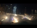 The Dubai Fountain-Burj Khalifa🇦🇪
