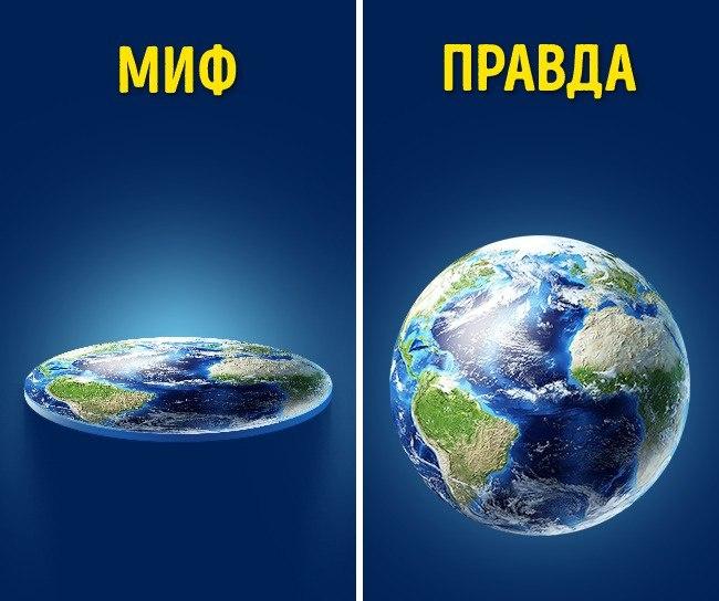 Земля плоская или шарообразная I1Hc6kVud6Y