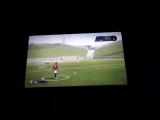 играю с братом в Fifa 17