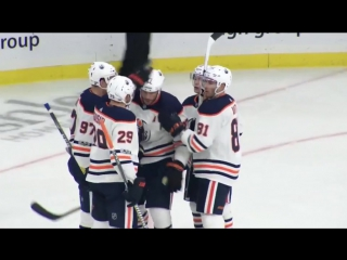 HIGHLIGHTS | Oilers 4, Canes 0 Sep 27, 2017