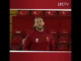 Разминка «Ливерпуля» U23 перед матчем против «Тоттенхэма»