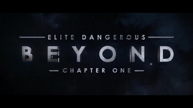 Elite Dangerous Beyond - Chapter One Release Date Announcement PS4