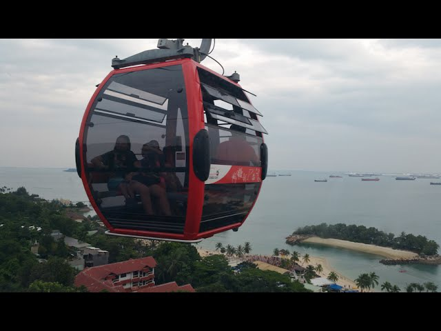 Cable Car Riding