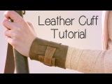 How to Make Rey's Leather Cuff (Star Wars) - Atelier Heidi