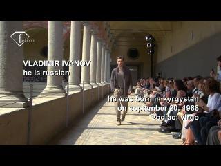 fashiontv | FTV.com - BASTIAAN NINABER + VLADIMIR MEN MODELS S/S 2011