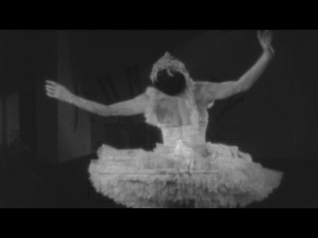 Anna Pavlova Dances 'The Swan', 1920's - Film 95992