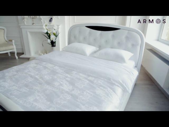 Кровать Кристалл 5 Производство компании Armos