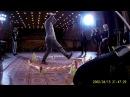 B-boy Dimass(Green Dancers) vs Настя(Street Opera) - Танцуй От ДУШИ 5