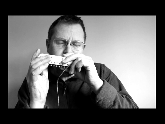 Django's NUAGES - DM48 Midi Harmonica - Brendan Power