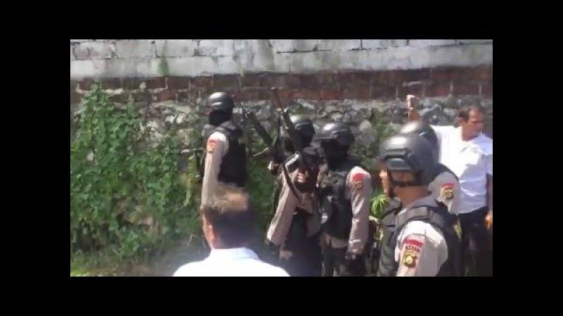 Indonesian Police Fatally Shoot French Citizen, Amokrane Sabet in Bali