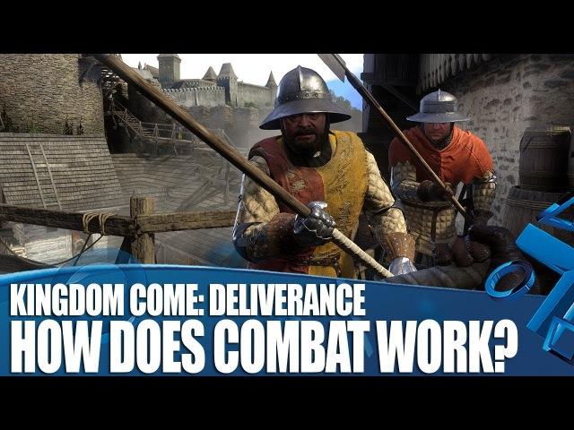 Kingdom Come: Deliverance - How does combat work?